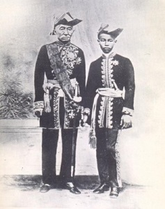 King_Mongkut_and_Prince_Chulalongkorn