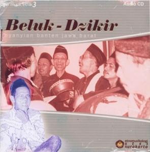Sampul album Beluk-Dzikir produksi STSI Surakarta.