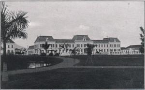 Departemen Peperangan di Bandoeng.