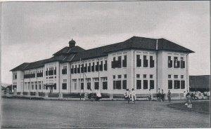 Hoogere Burgerschool.