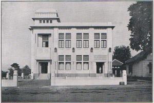Kantor pusat NV Pabrik Minyak Insulinde.