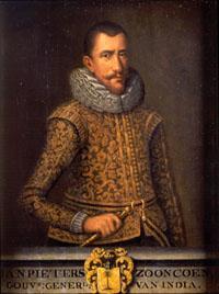 Jan Pieterzoon Coen (1619 – 1623; 1627 – 1629)