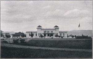 Istana komandan militer.