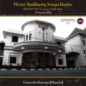 Eks Bioskop Majestic koleksi @mooibandoeng