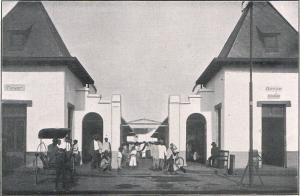 Ada tiga buah pasar pemerintah di Bandung.