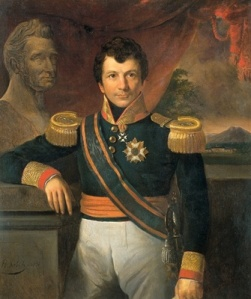 Johannes Graaf van den Bosch (1780-1844). Gubernur Jendral (1830-1833).
