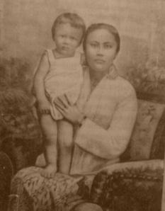 Siti Sadijah dan Raden Jusuf.
