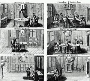 Kartun Heeren XVII