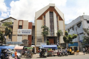 Lokasi rumah di Regentsweg yang juga dijadikan kantor Biro Insinyur Soekaro-Rooseno.