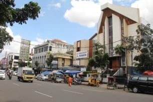 Lokasi Rumah Tinggal Sukarno Inggit di Regentsweg atau Jl Dewi Sartika Sekarang