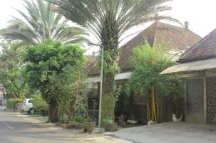 Rumah di Jl. Kasim.