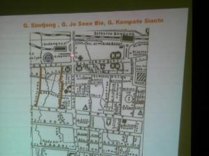 Peta Gg. Simtjong, koleksi Direktur Pusat Studi Diaspora Tionghoa UNIKA Maranatha, Dr. Sugiri Kustedja.