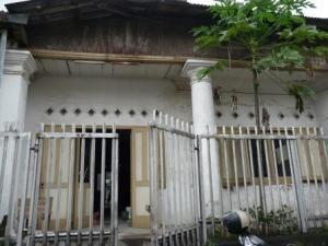 Bangunan tua bekas rumah Tan Sim Tjong di Jl. Jend Sudirman sekarang.